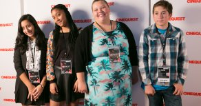 Red Carpet at Cinequest Film Festival